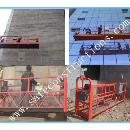hanging scaffolding uses